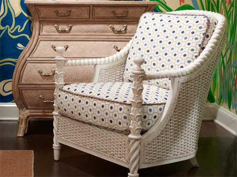 Fine Furniture Design & Marketing Upholstery - Chair - 3608-03