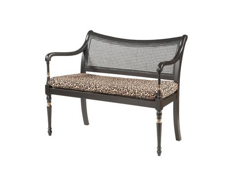 Fine Furniture Design & Marketing Upholstery - Settee - 5018-02