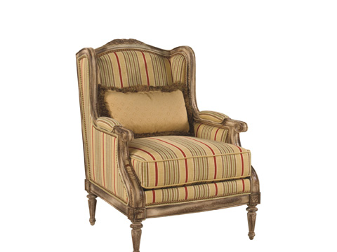 Fine Furniture Design Upholstery - Chair - 3202-03