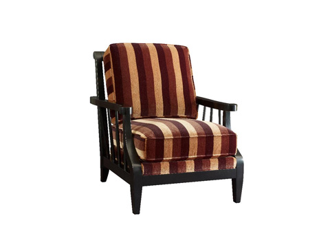 Fine Furniture Design & Marketing Upholstery - Chair - 3607-03