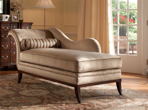 Fine Furniture Design & Marketing Upholstery - Chaise - 3101-06-R