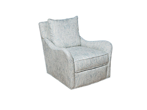 Fine Furniture Design & Marketing Upholstery - Fraser Swivel Chair - 5512-03