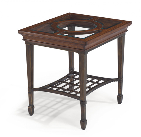 Flexsteel - Hathaway Rectangular End Table - 6612-01
