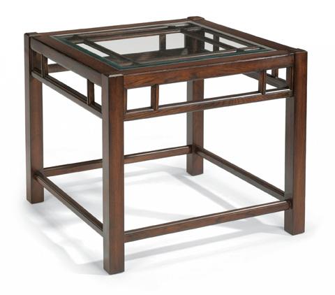 Flexsteel - Sonoma Square Lamp Table - 6625-02