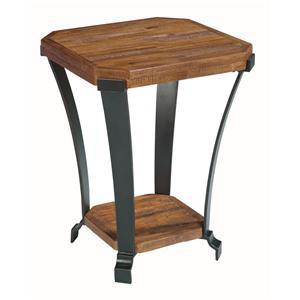 Flexsteel - Kenwood Chairside Table - 6627-07