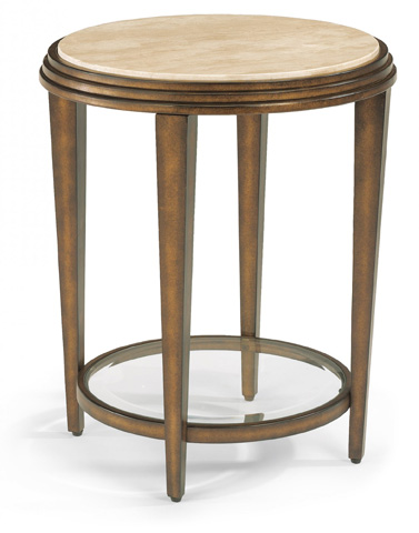 Image of Seville Chair Side Table