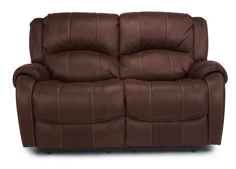 Flexsteel - Pure Comfort Power Reclining Loveseat - 1549-60P