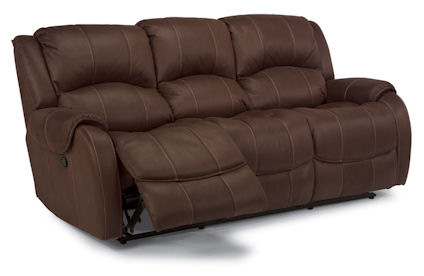 Flexsteel - Pure Comfort Double Reclining Sofa - 1549-62