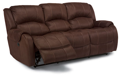 Image of Pure Comfort Power Reclining Sofa