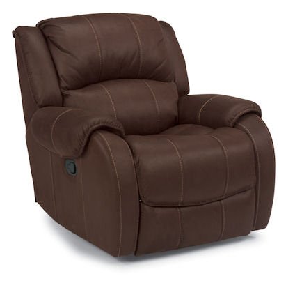 Image of Pure Comfort Glider Recliner