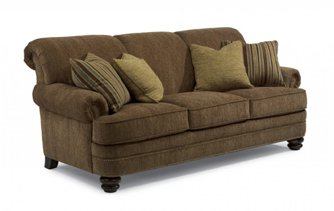Image of Bay Bridge Upholstered Sofa