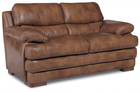 Flexsteel - Dylan Leather Loveseat - 1127-20