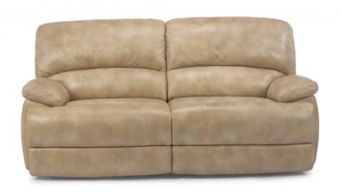 Flexsteel - Dylan Leather Double Reclining Sofa - 1127-620
