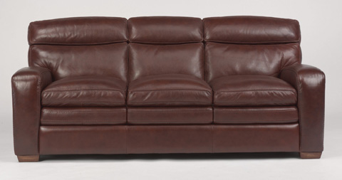 Flexsteel - Bixby Leather Sofa - 1129-31
