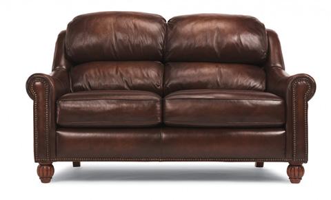 Flexsteel - Wayne Leather Loveseat - 1139-20