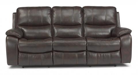 Flexsteel - Woodstock Fabric Reclining Sofa - 1298-62