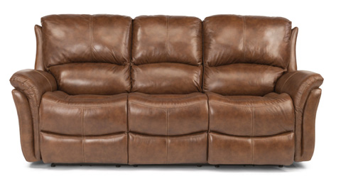 Image of Dominique Power Reclining Sofa