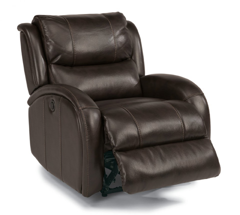 Image of Boyce Fabric Power Recliner
