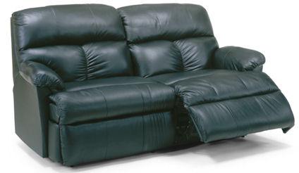 Flexsteel - Triton Leather Studio Reclining Sofa - 3098-61