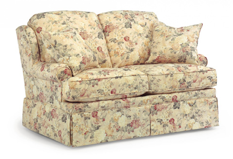 Flexsteel - Danville Rocking Loveseat - 5948-204