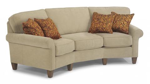 Flexsteel - Westside Conversation Sofa - 5979-323