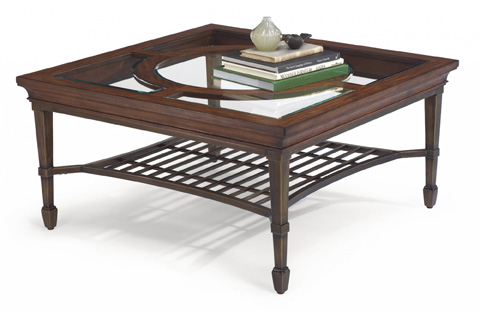 Flexsteel - Hathaway Square Cocktail Table - 6612-032