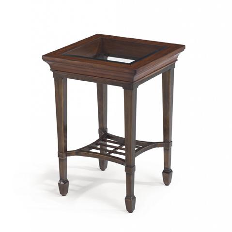 Flexsteel - Hathaway Chair Side Table - 6612-07