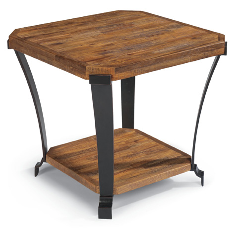 Flexsteel - Kenwood End Table - 6627-02