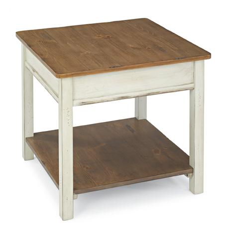 Flexsteel - Chateau Lamp Table - 6683-02