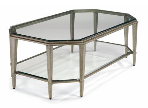 Flexsteel - Prism Rectangular Cocktail Table - 6693-031