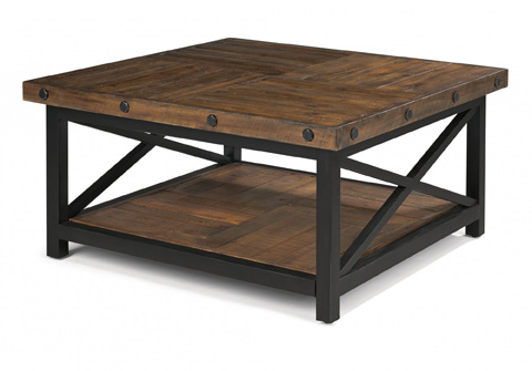 Image of Carpenter Square Cocktail Table