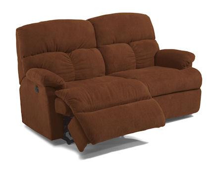 Flexsteel - Triton Reclining Sofa with Power - 7098-61M