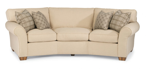 Flexsteel - Vail Conversation Sofa - 7305-323