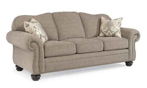 Flexsteel - Bexley Sofa with Nails - 8648-31
