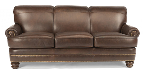 Flexsteel - Bay Bridge Leather Sofa - B3791-31