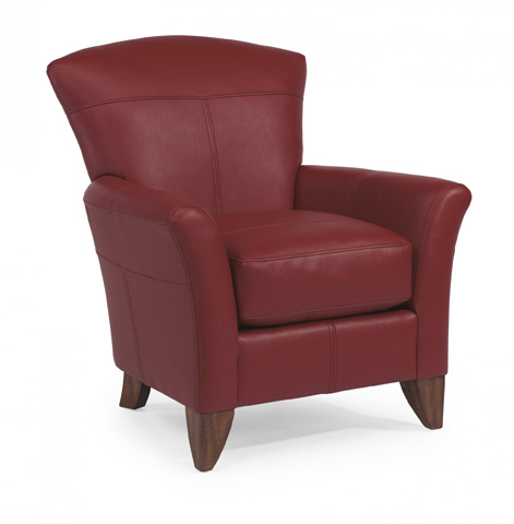 Flexsteel - Jupiter NuvoLeather Chair - N030C-10