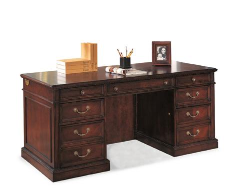 Flexsteel - Wellington Executive Desk - W1203-734