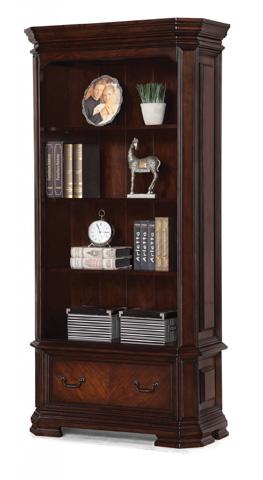 Flexsteel - Westchester File Bookcase - W1204-701