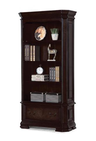 Flexsteel - Eastchester File Bookcase - W1206-701
