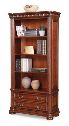 Flexsteel - Cordoba File Bookcase - W1235-701