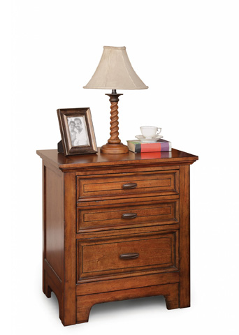 Flexsteel - River Valley Nightstand - W1572-863