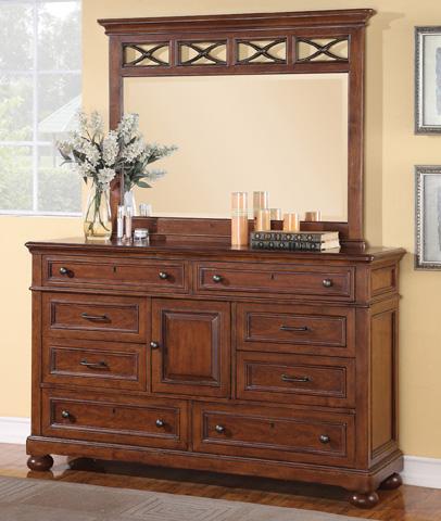 Flexsteel - American Heritage Dresser - W1809-860