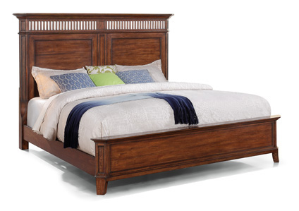 Image of Hubbard King Panel Bed