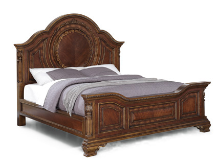 Image of Talavera King Panel Bed