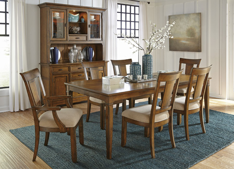Flexsteel - Wynwood Dining Room Set - W1572DINING