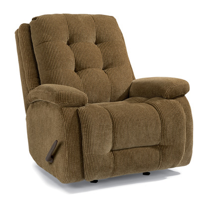 Flexsteel - Paxton Rocking Recliner - 4882-51