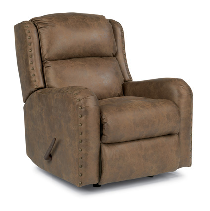 Flexsteel - Cameron Rocking Recliner - 4892-51