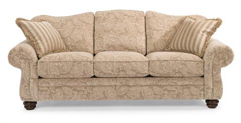 Flexsteel - Bexley Fabric Sofa - 8646-31