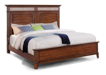 Flexsteel - Hubbard Queen Panel Bed - W1860-90Q