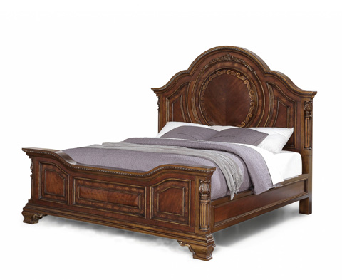 Flexsteel - Talavera Queen Panel Bed - W1954-90Q